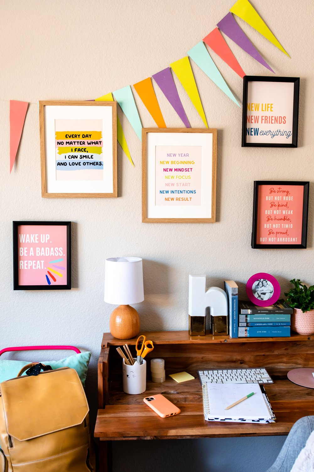 Back to school Dorm Quotes Motivational Quotes for Students