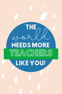 Thank You Teacher Quotes For Teachers
