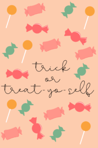 Trick or treat quotes for Halloween