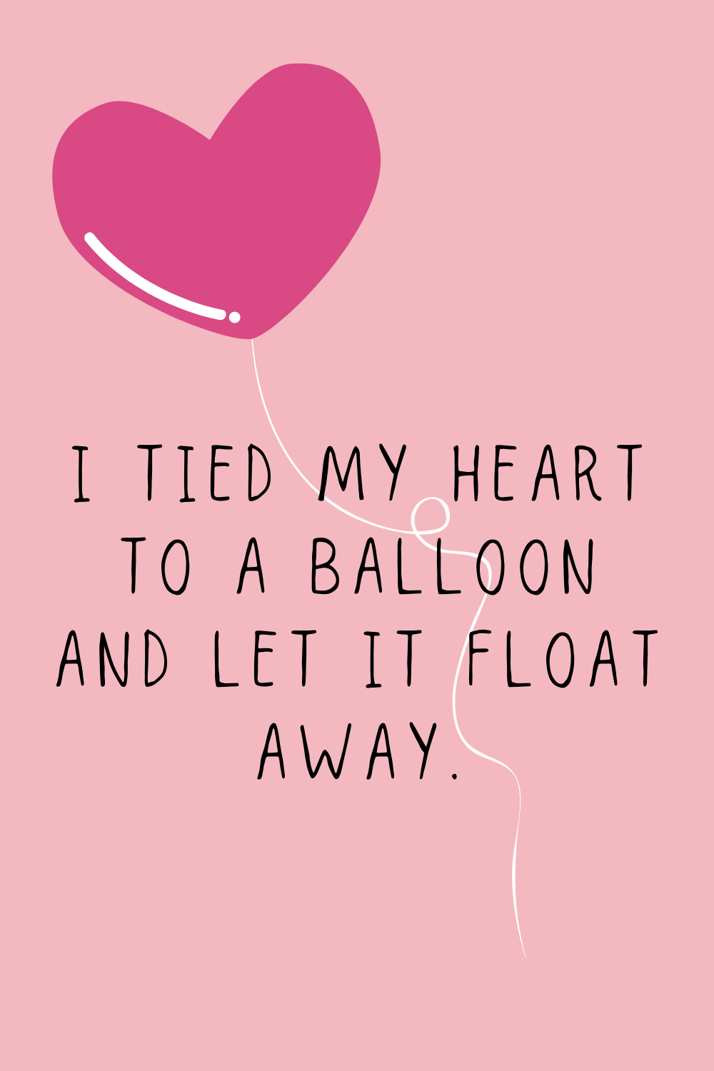 Quotes about balloons