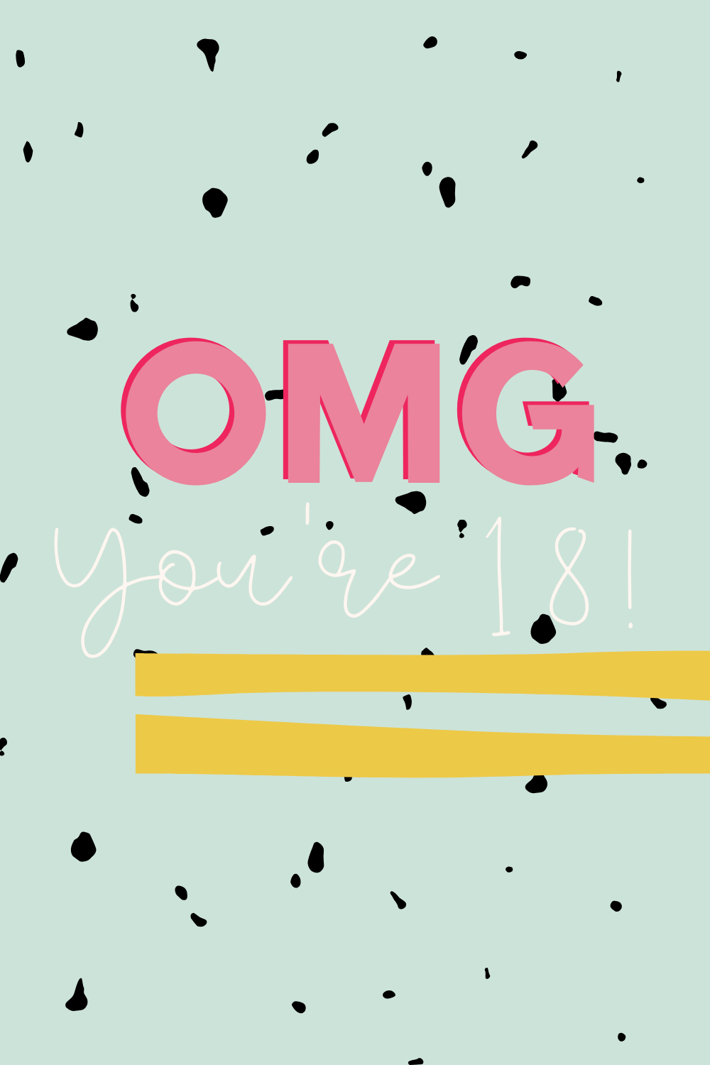 OMG 18 funny Birthday quotes