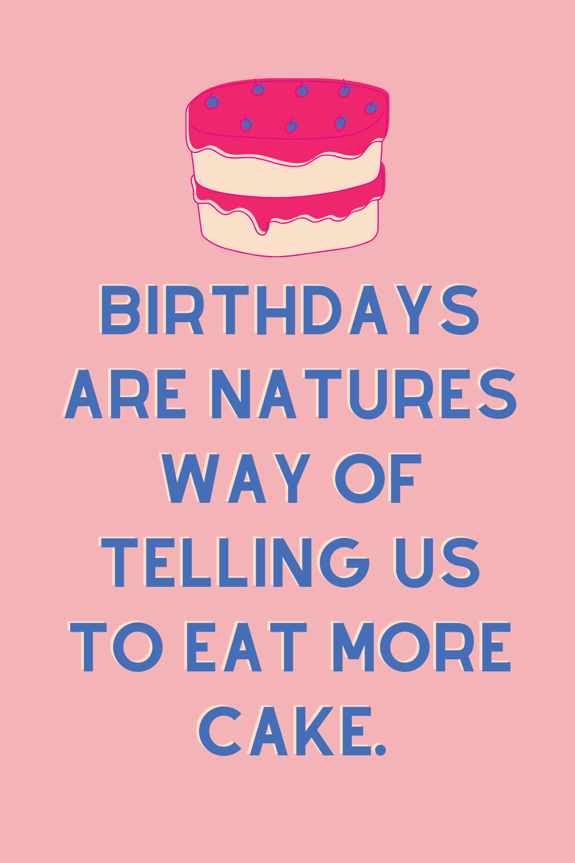 My Birthday Quotes