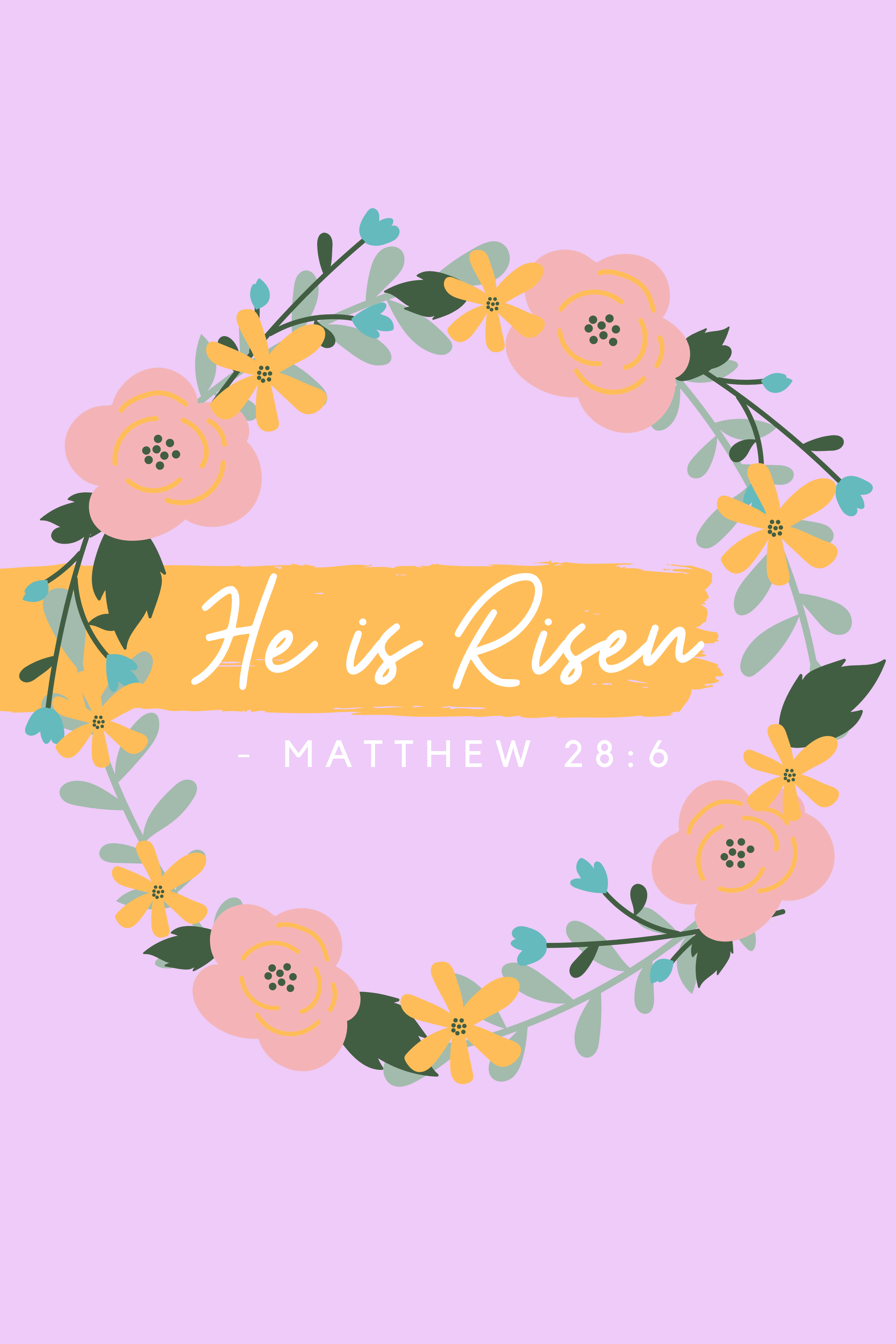Easter Bible Verses