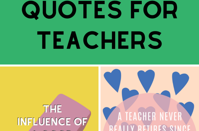 Retirement Quotes for Teachers