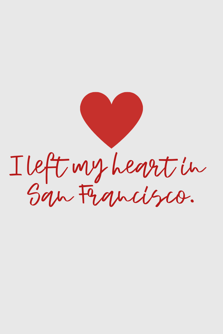 Quotes about San Fransisco