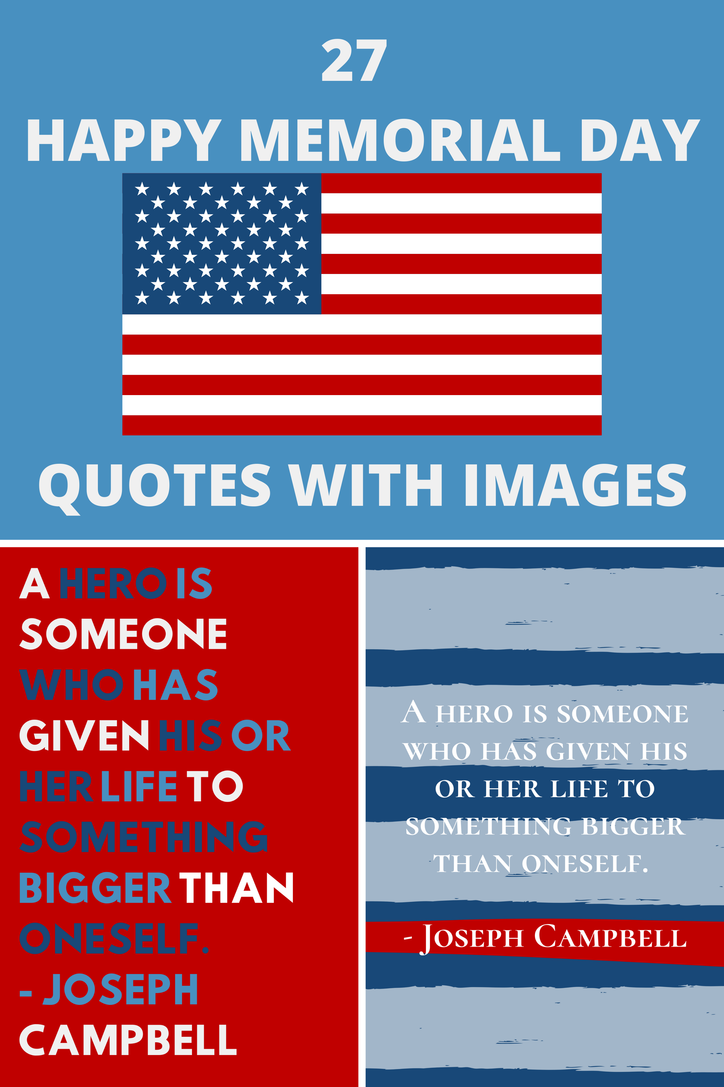 Happy Memorial Day Quotes with Images