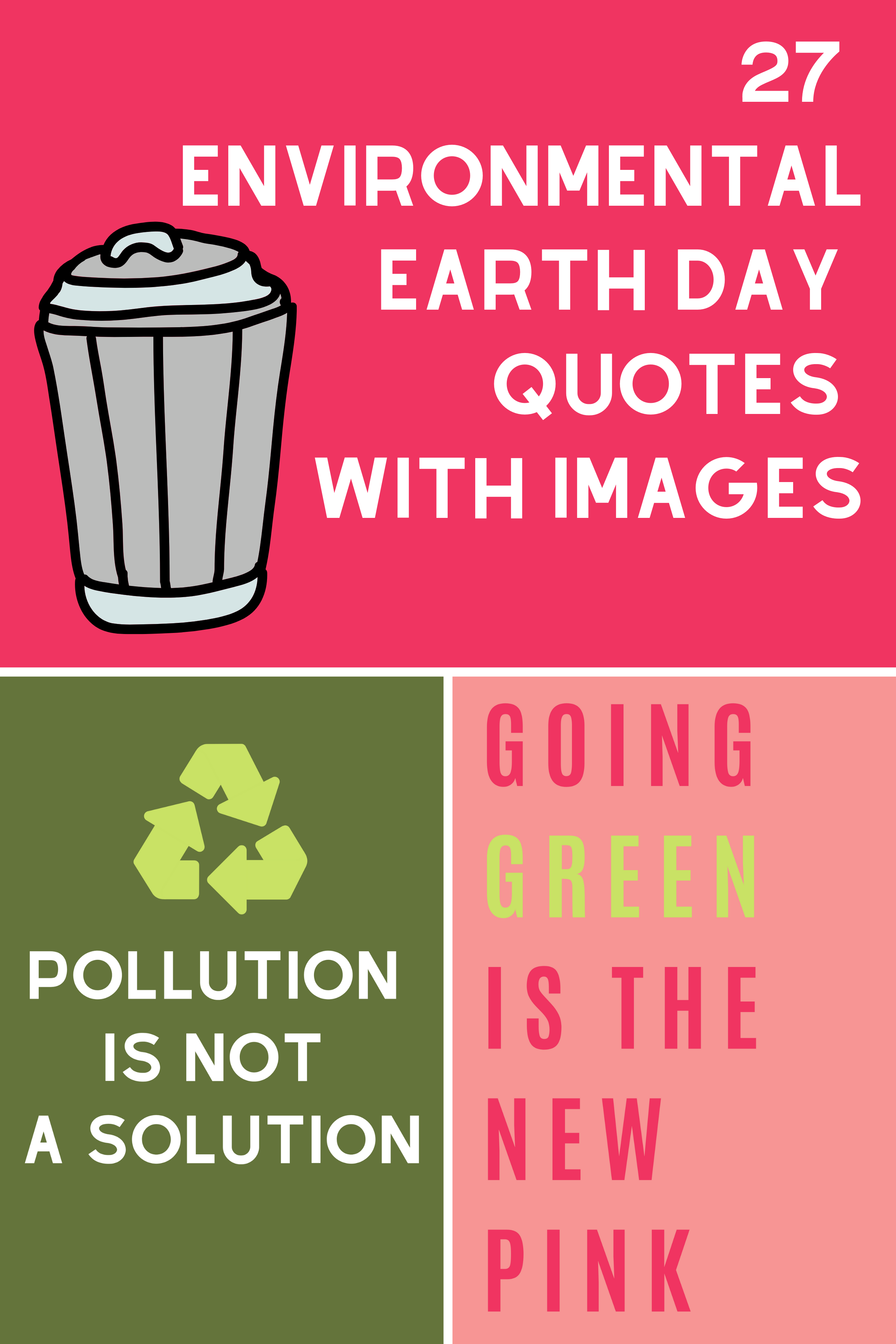 Earth Day Quotes with Images