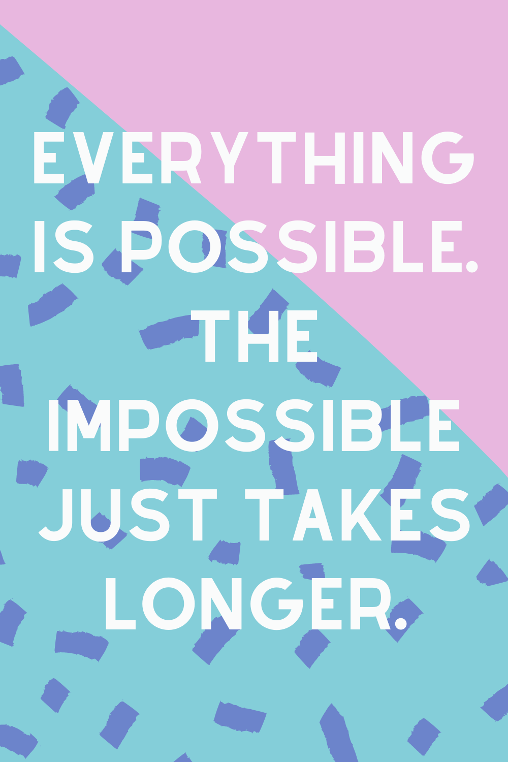 Possible Quotes