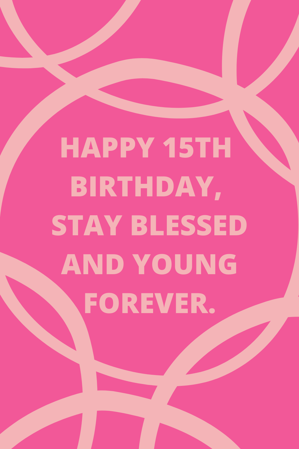 Birthday Quotes for turning 15 quinceanera quotes