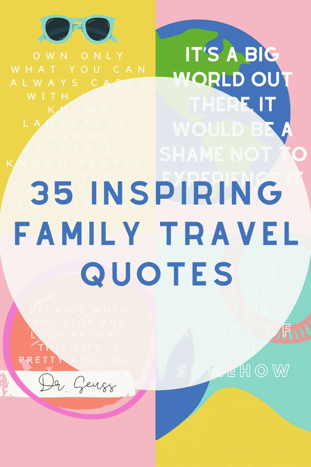 Family Travel Quotes