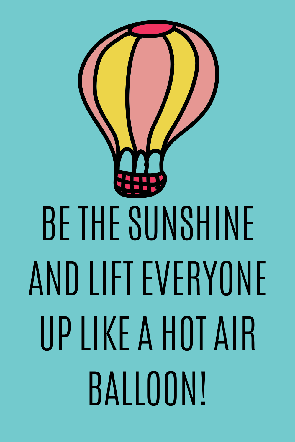 fun hot air balloon quotes