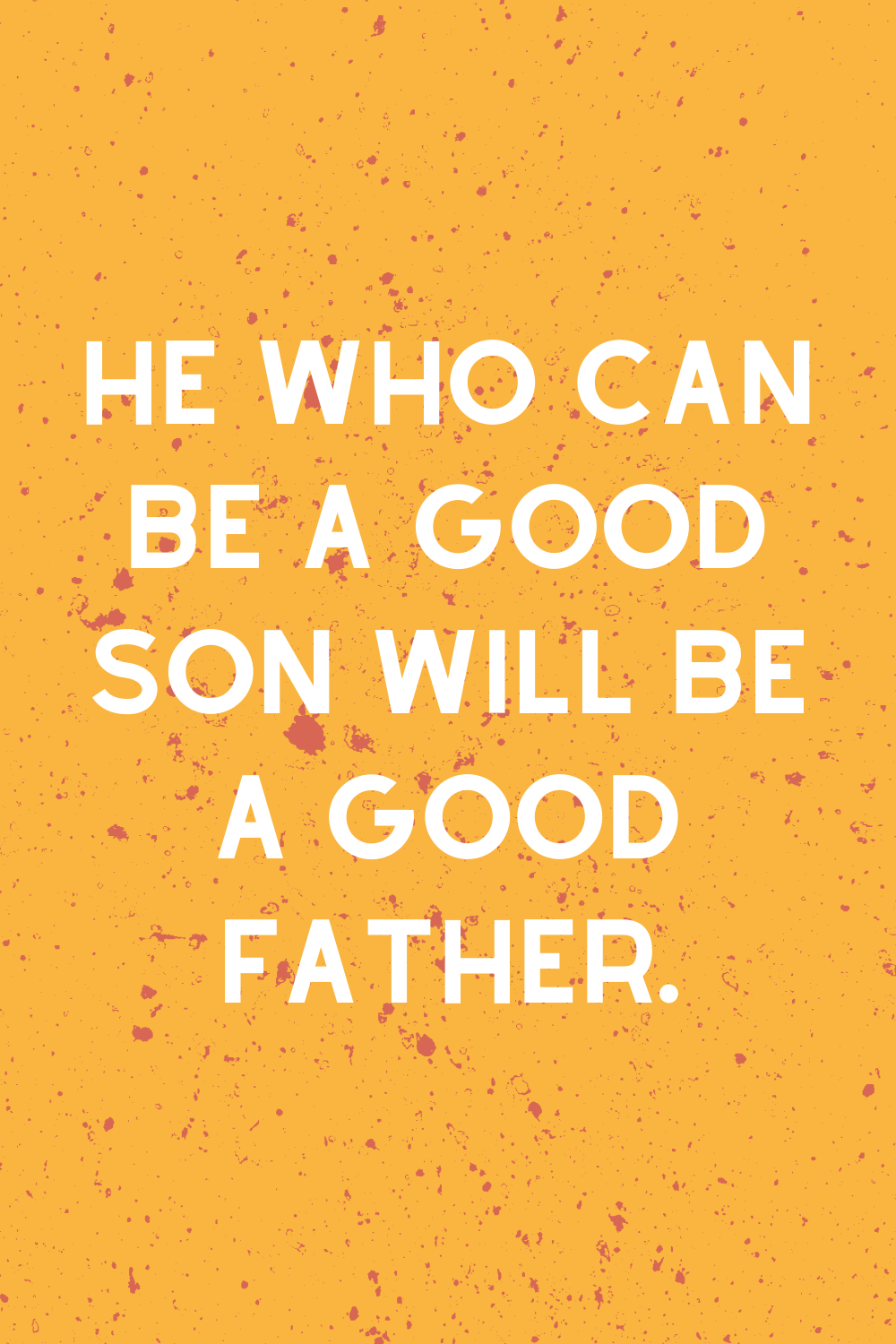 Good Son Quotes