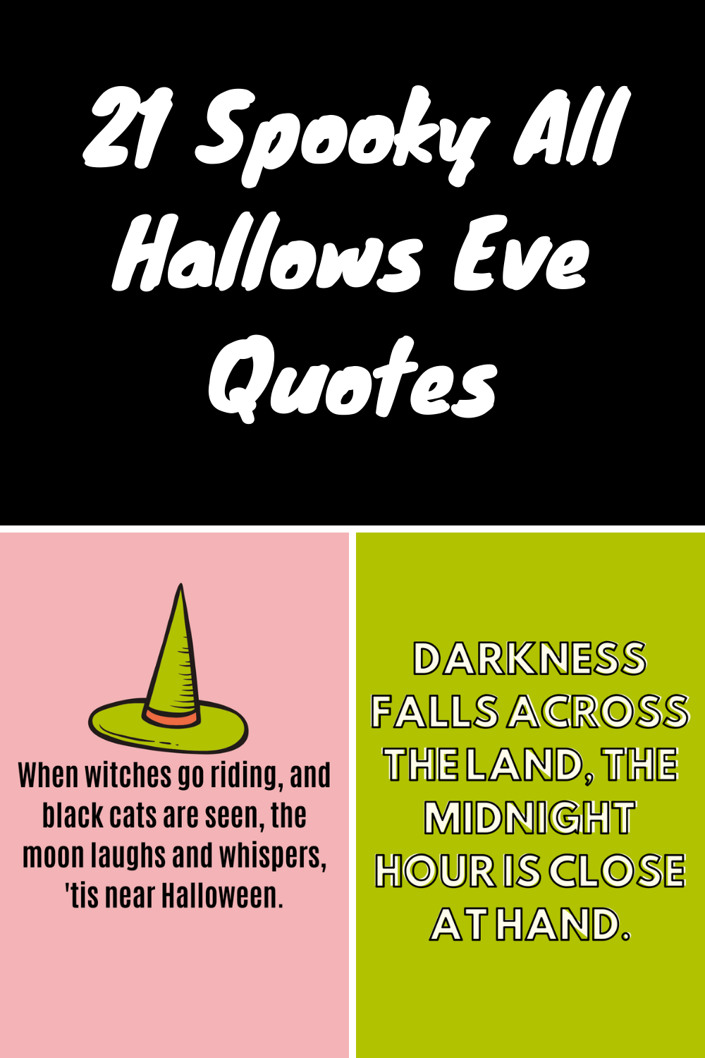 All Hallows Eve Quotes