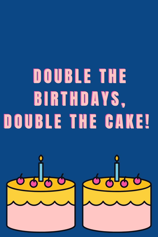 twins birthday