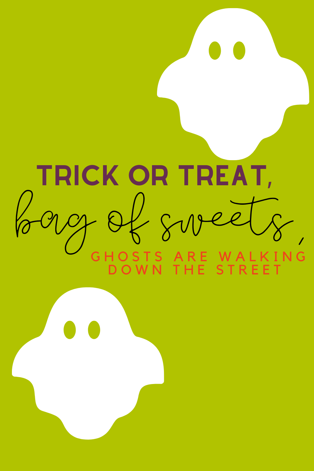 trick or treat images