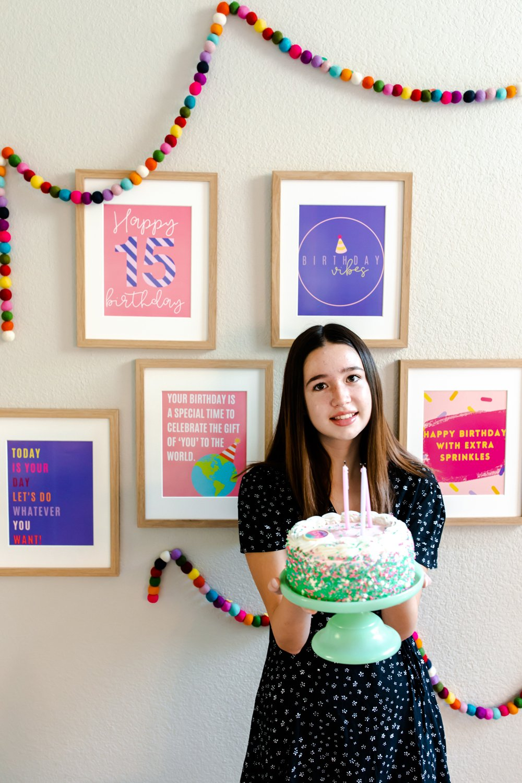 Sweet 15 Birthday quotes