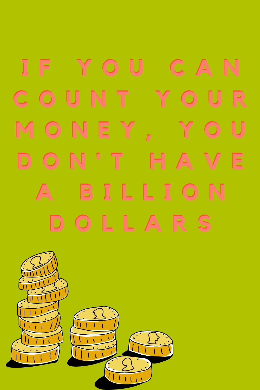 funny money quotes billions