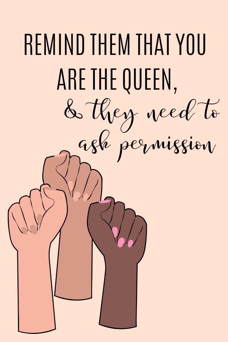 My Queen Quotes