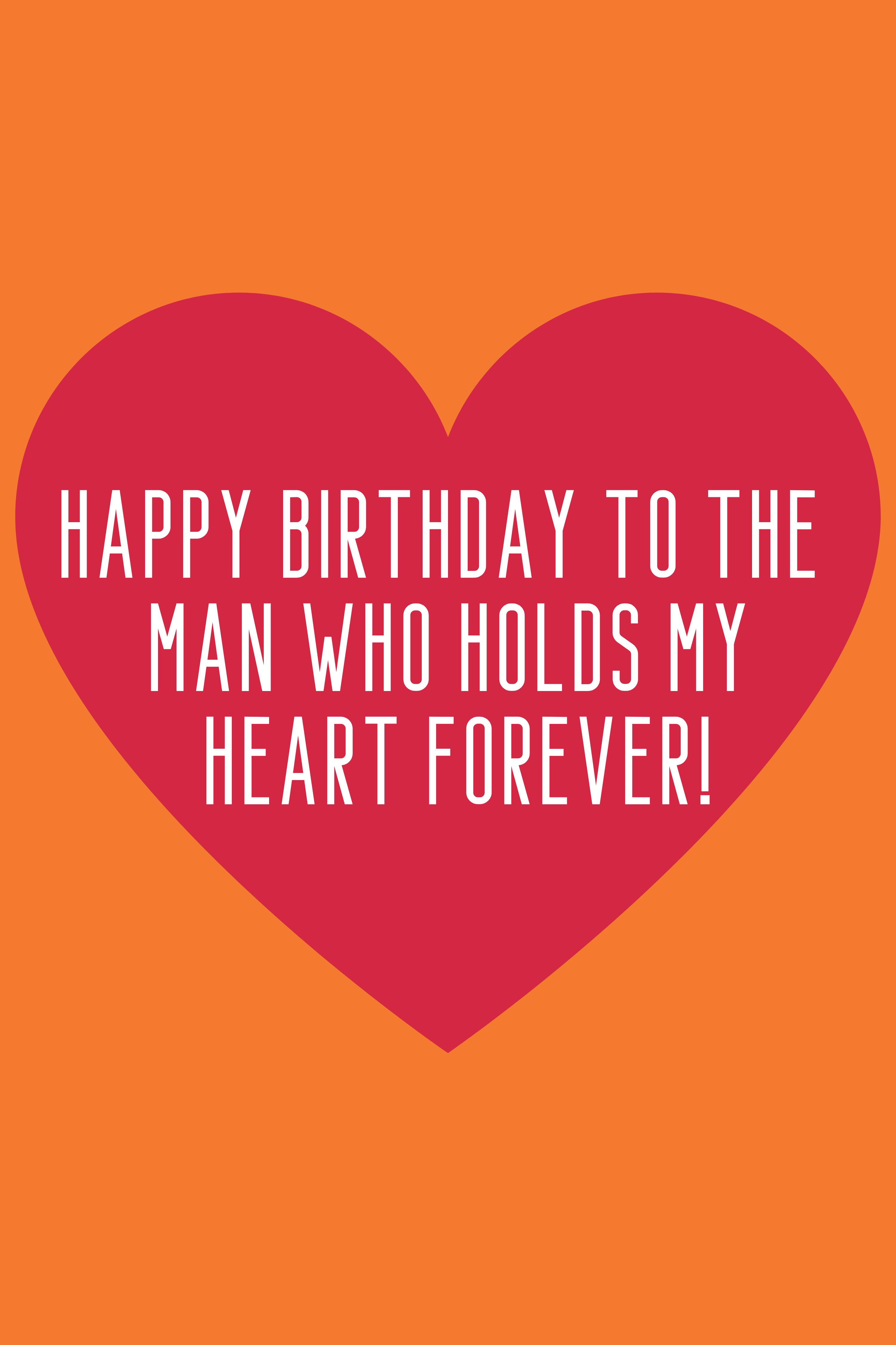 Love Quote Idea For Birthdays