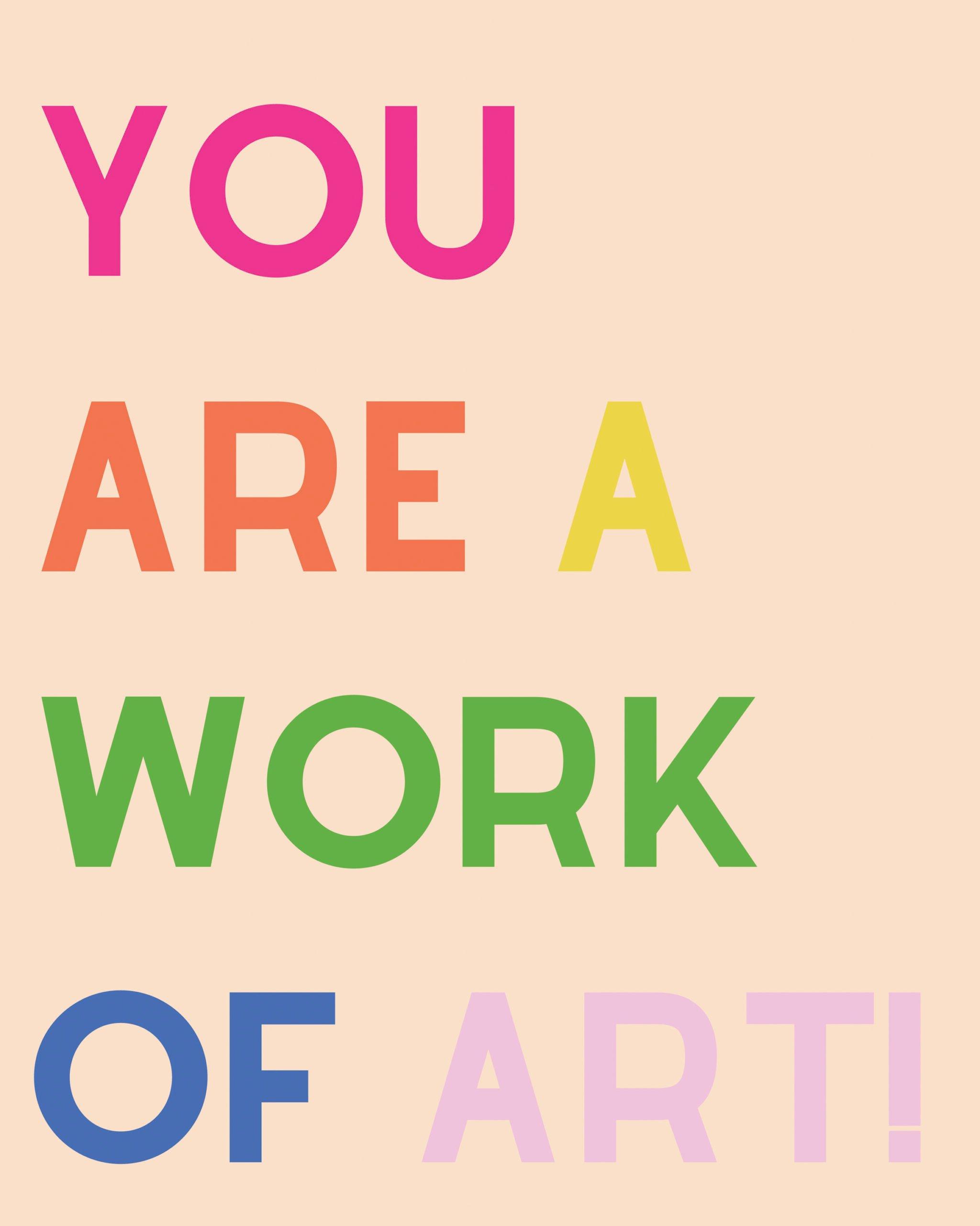 Art Sayings