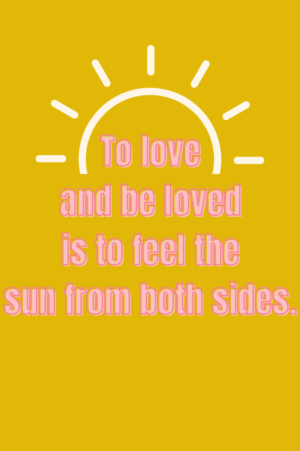 Irish Love Quotes About The Sun