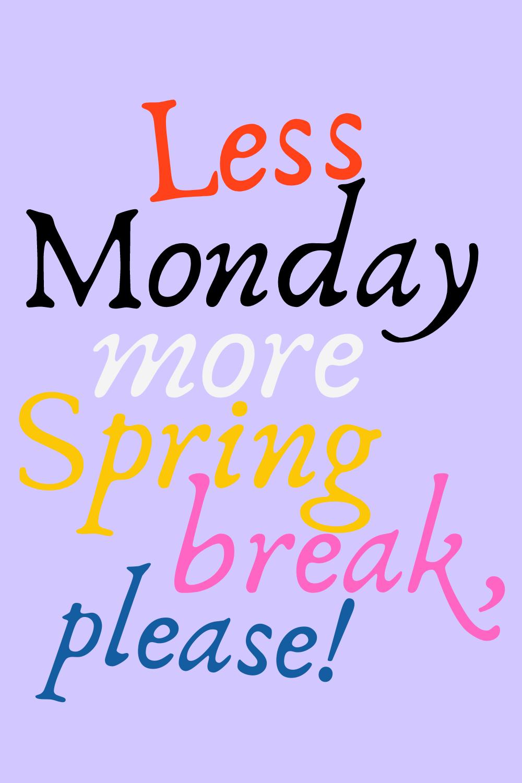 Funny Spring Break Quotes