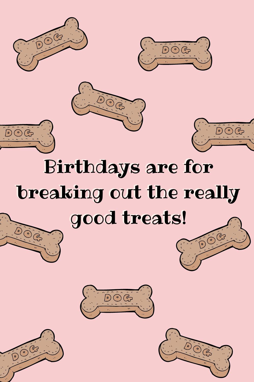 Puppy Birthday quotes
