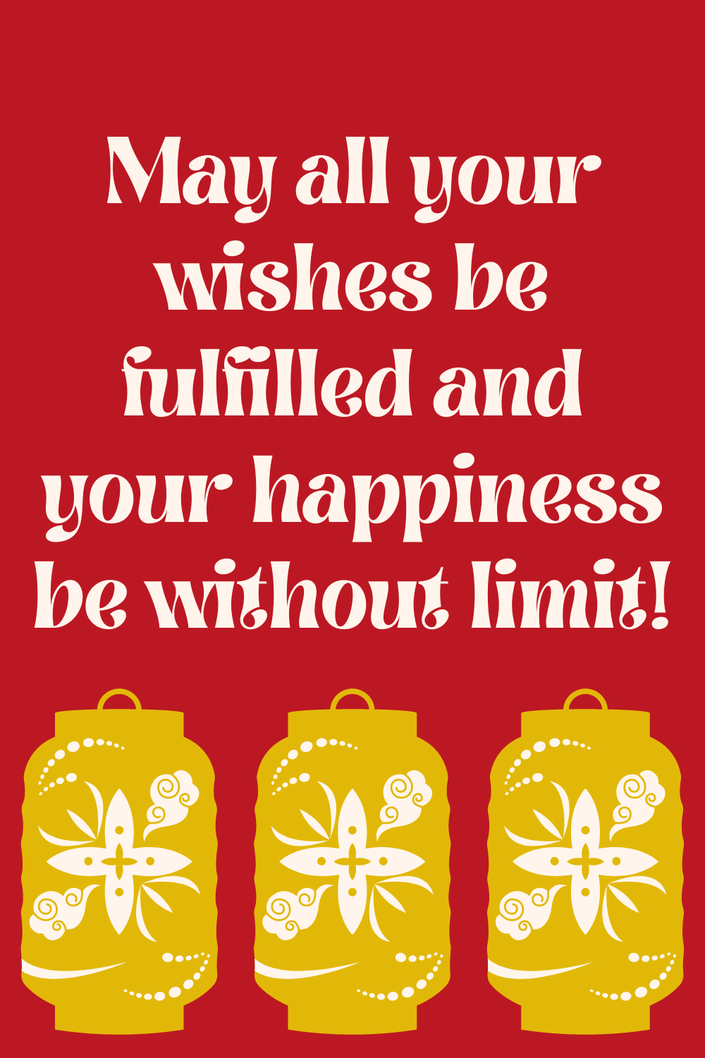 Happiness quotes For New Year China