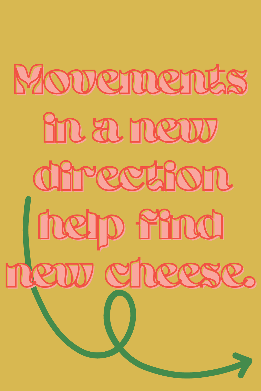 Inspirational Who Moved My Cheese Quotes