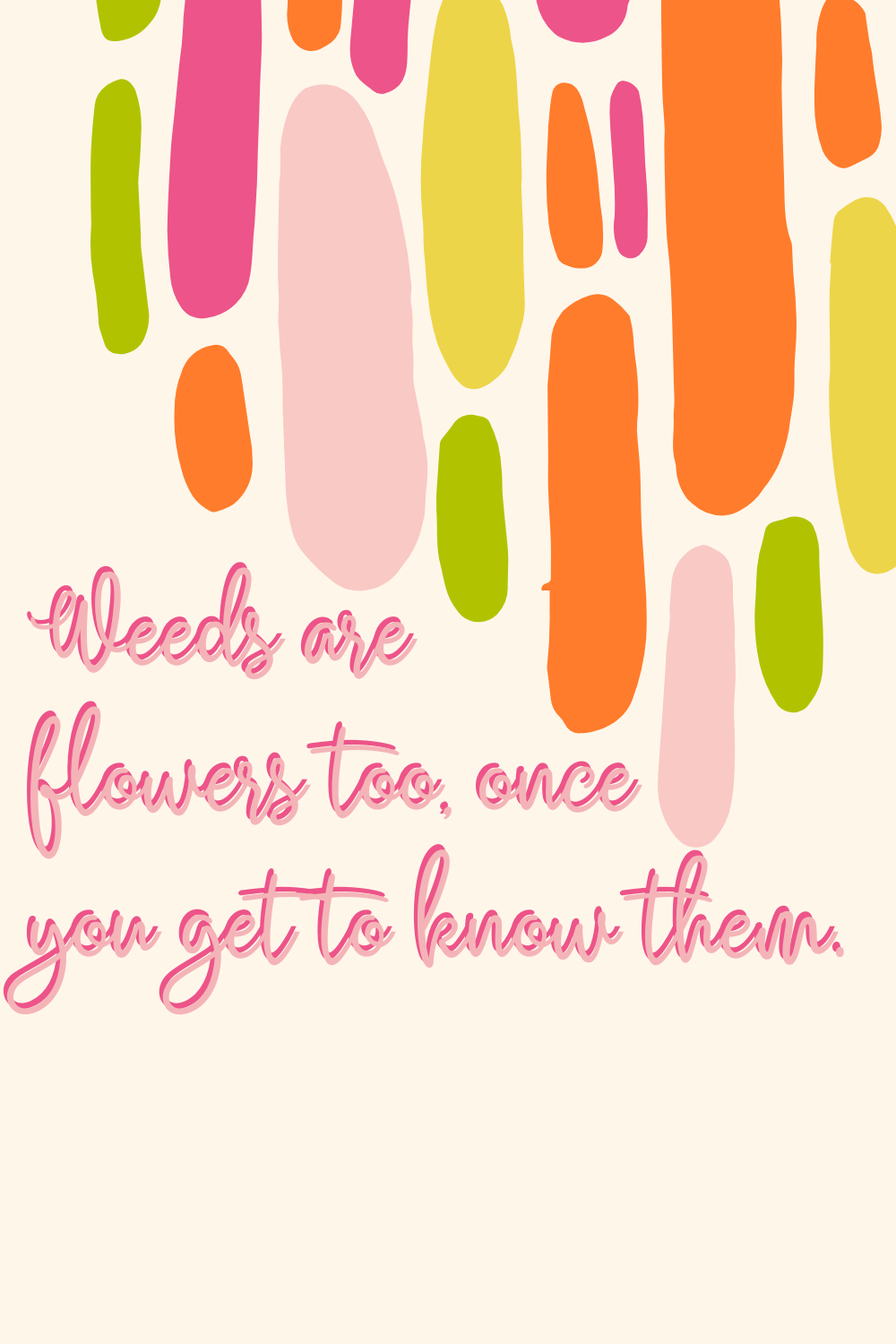 Spring Forward Quotes About Flowers