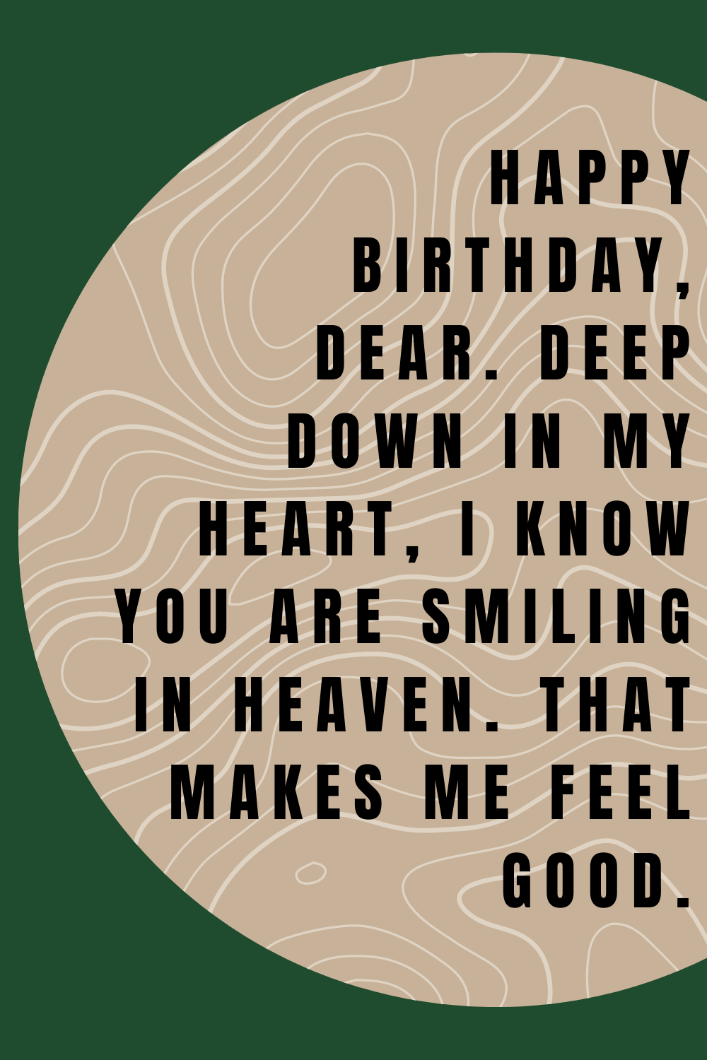 Happy Birthday in Heaven Quotes for Loved Ones