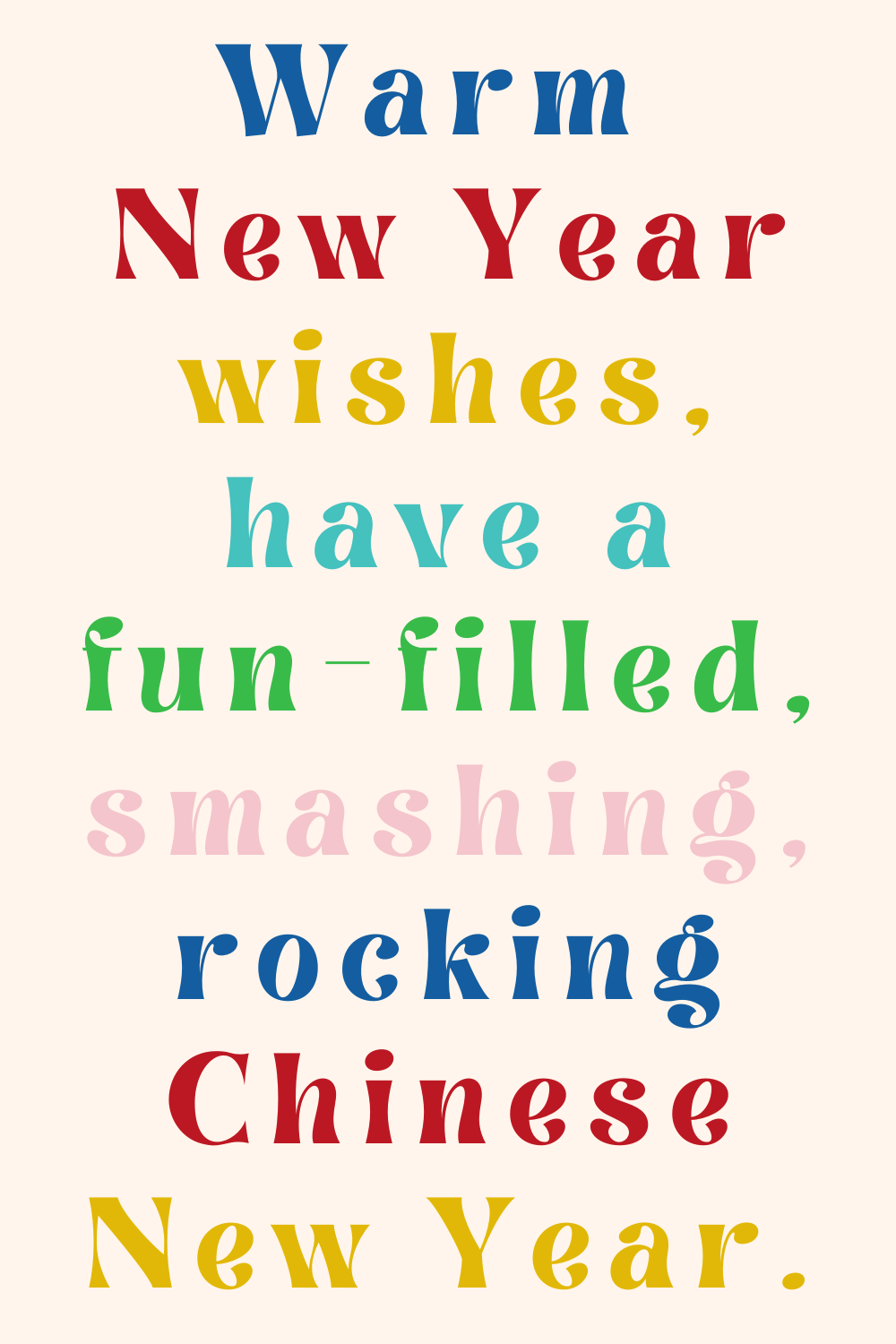 Chinese New Year Celebration Quotes