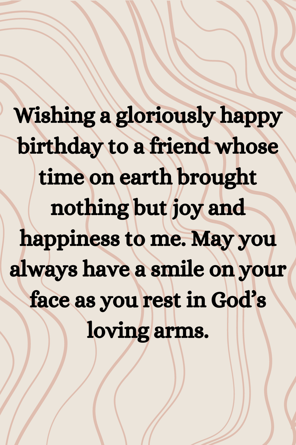 Deceased Friend Quotes On Birthday in Heaven