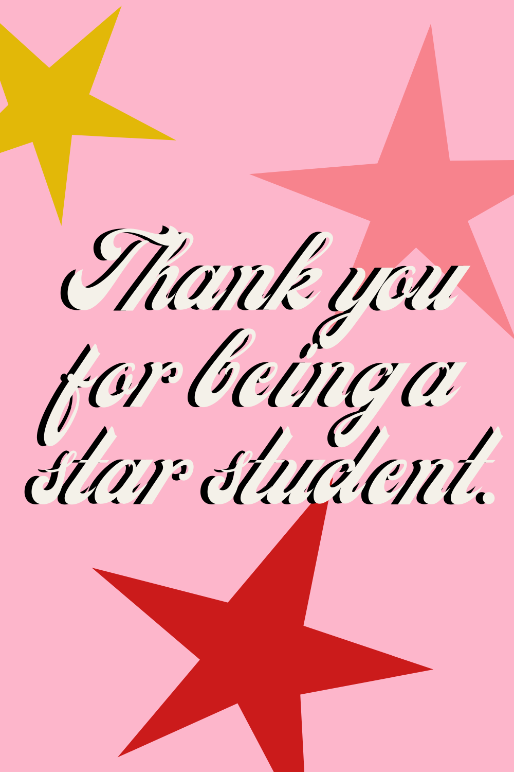 Thank you quotes From Teachers