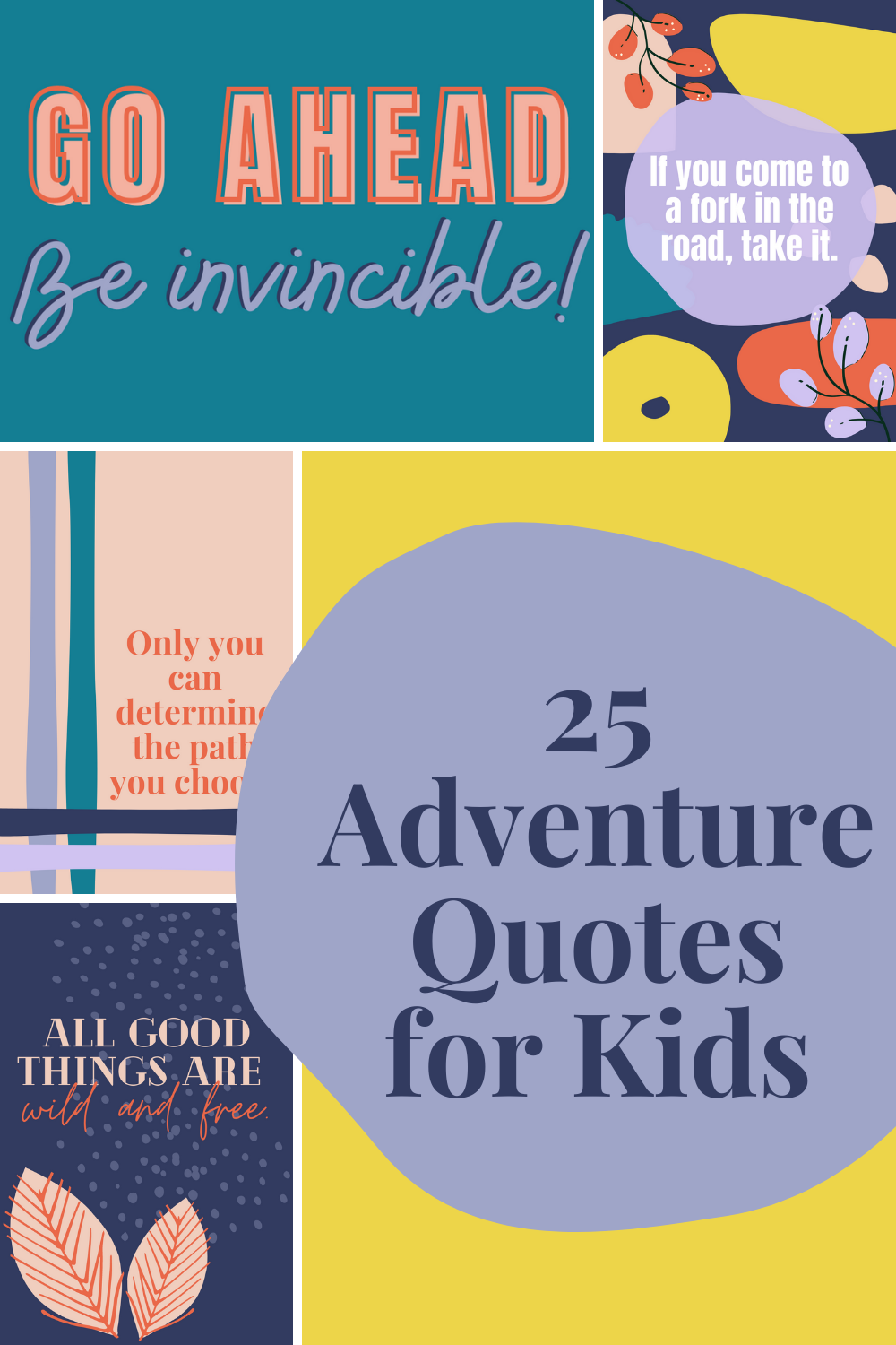 Adventure Quotes for Kids