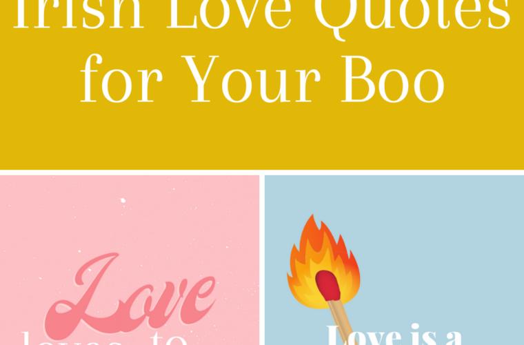 Irish Love Quotes