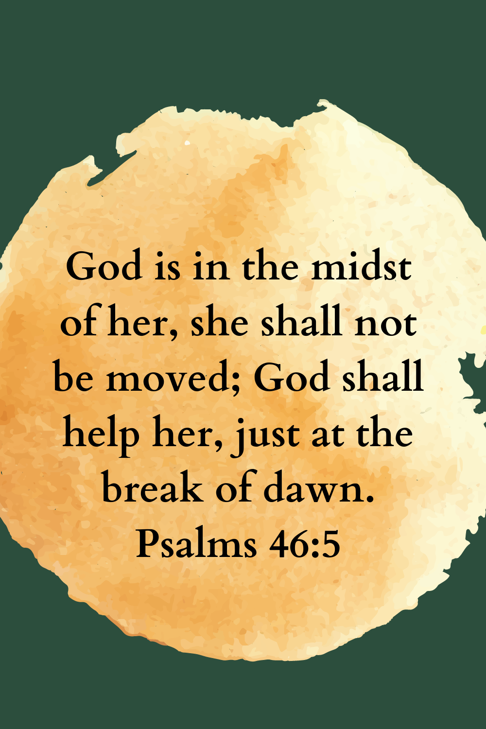 Praying for a Safe Baby Delivery Scripture Quote