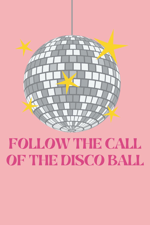 Disco Ball Birthday Quotes