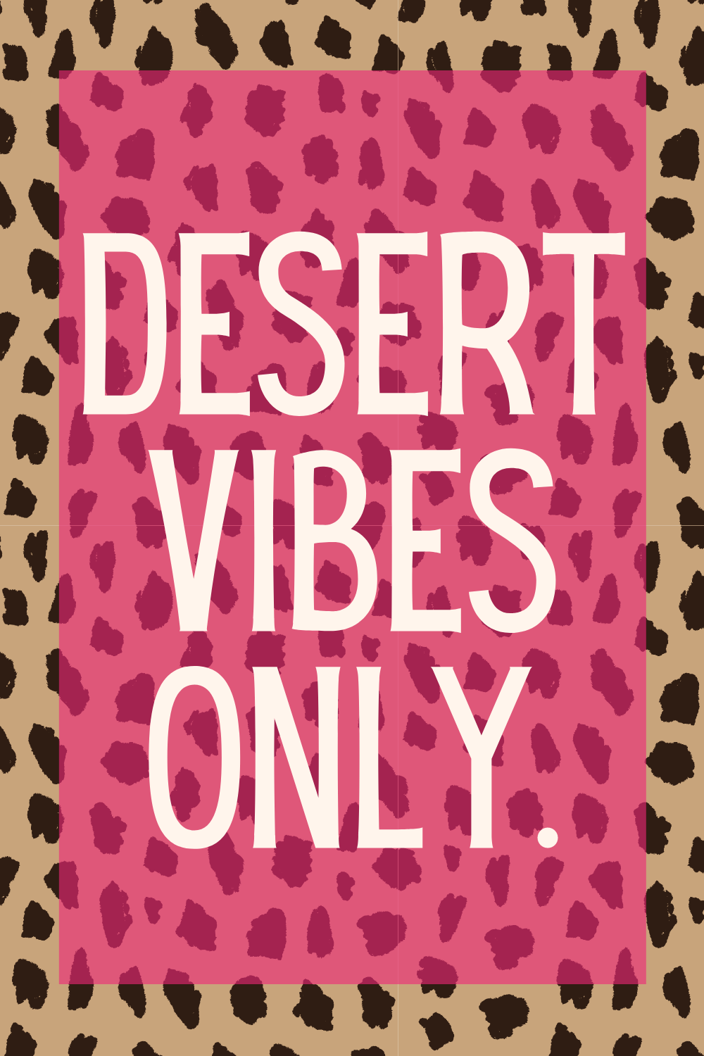 Cute Instagram Captions About The Desert