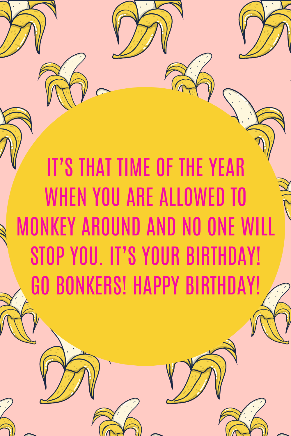 Funny quotes to tell your kid happy birthday!