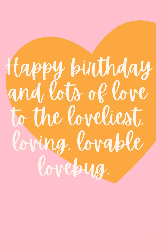 Love message for kids birthdays