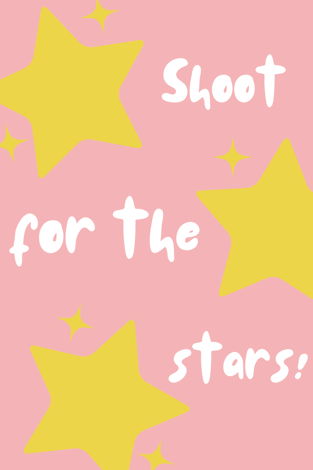 Shoot for the stars quotes