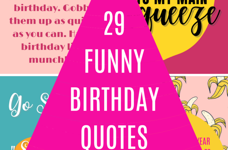 Funny Birthday Quotes for Kids