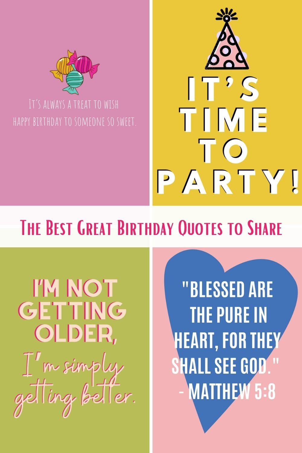 Best Birthday Quotes to share on Social media