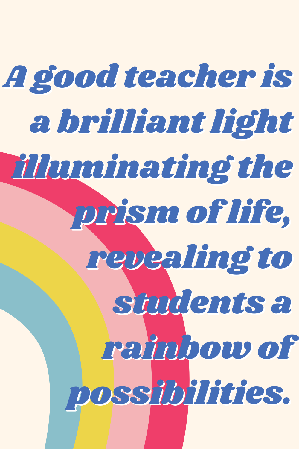 Teacher appreciation messages and quotes