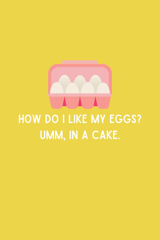 Egg Birthday Cake Quotes