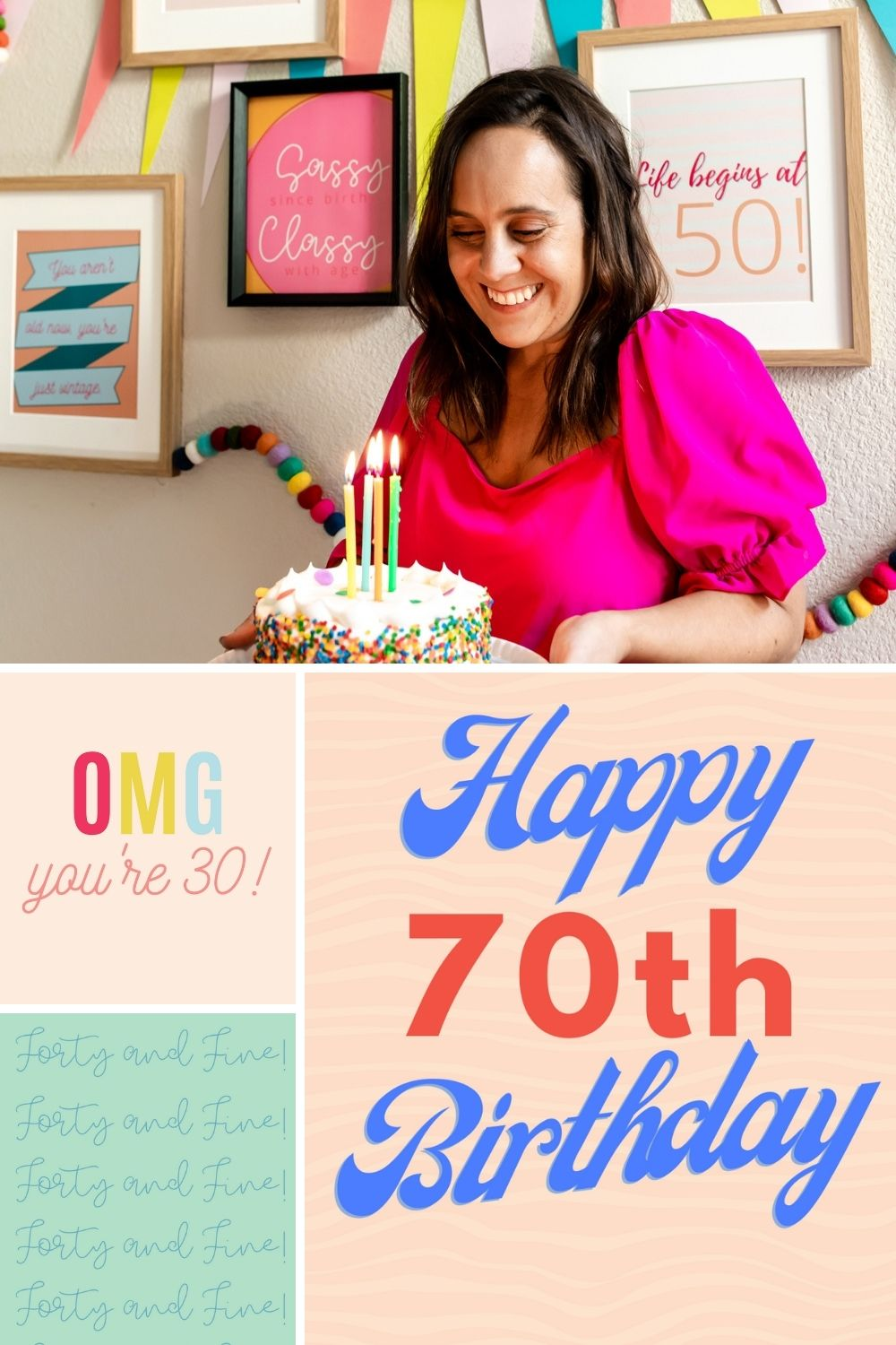 Amazing Quotes for Adult Birthday Celebration Images