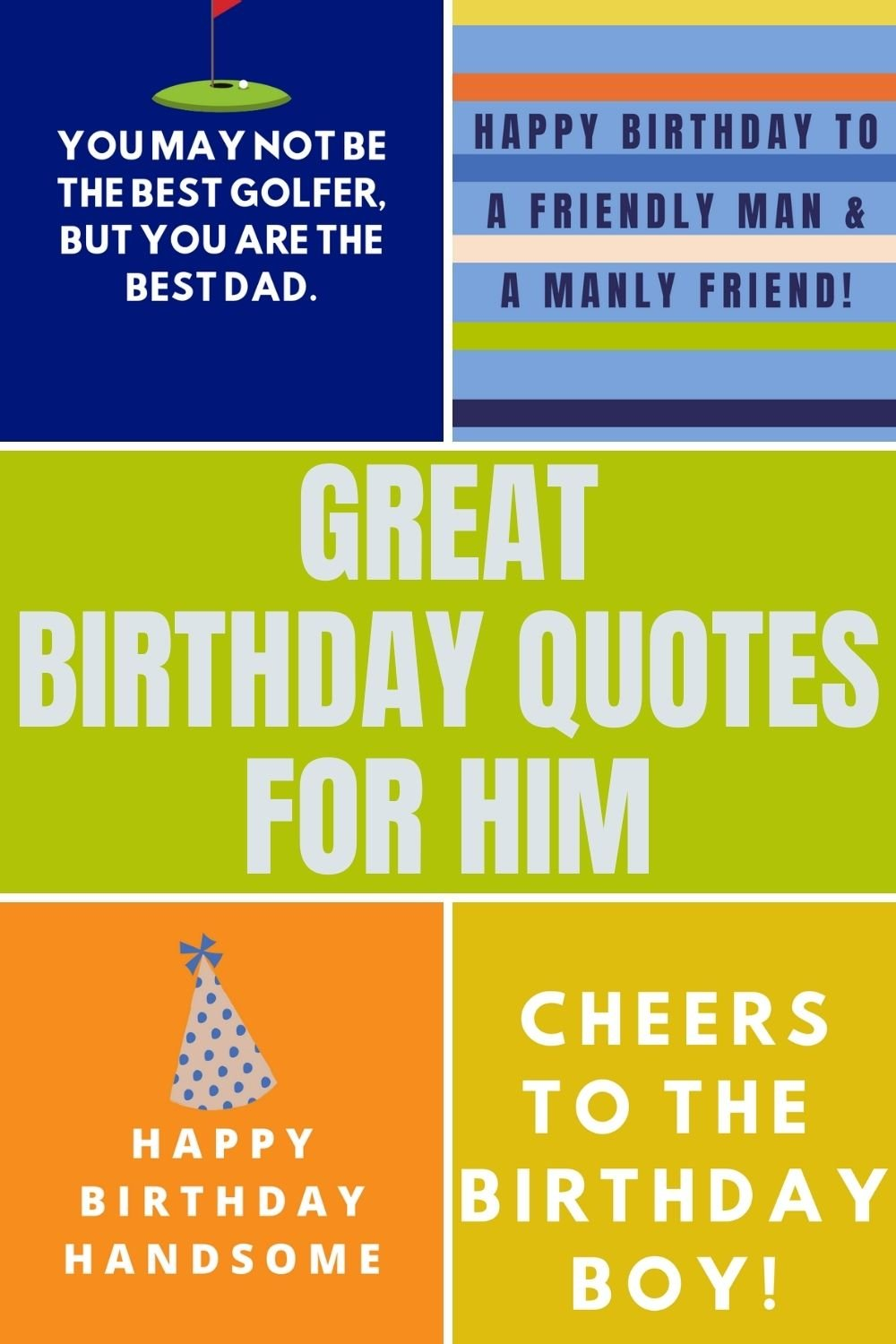Best Bday wishes for him