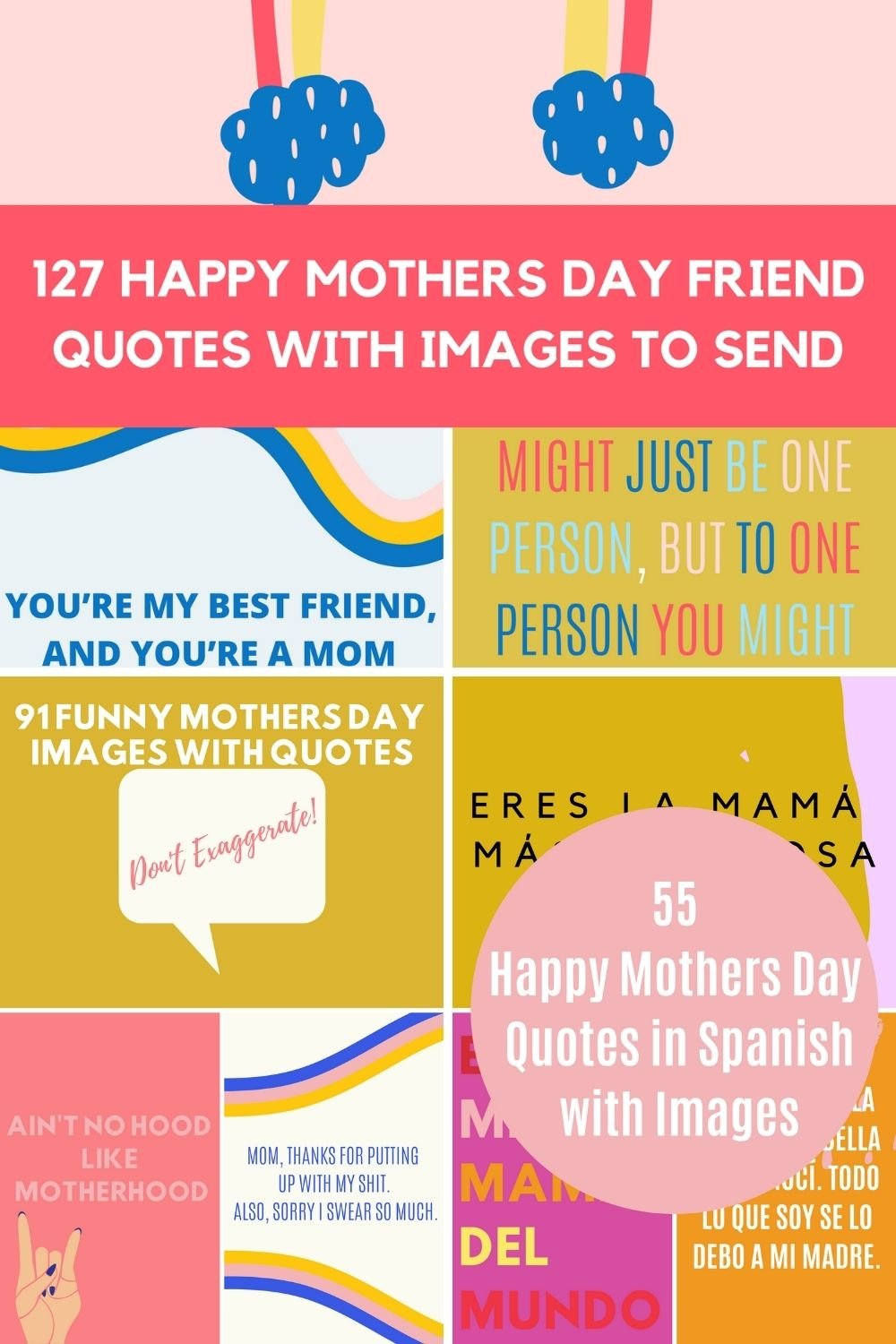 Mothers Day Quotes For Friends Who Are Moms
