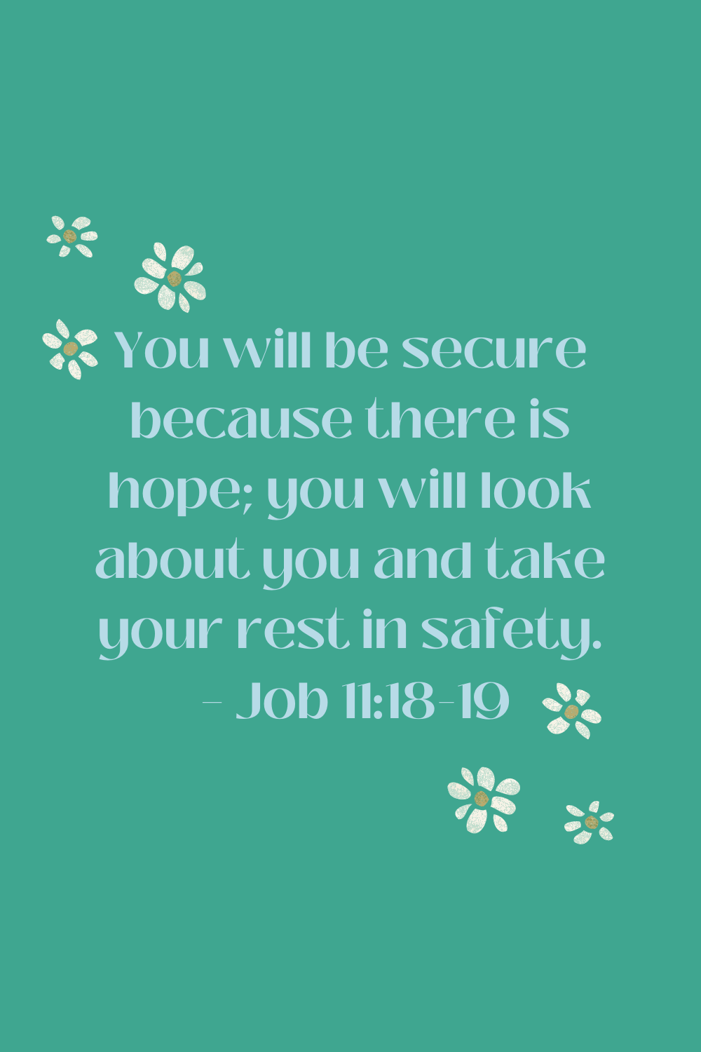 Positive Bible Verses For Future